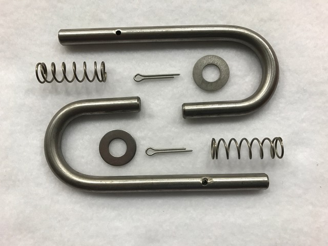 Vertical & Horizontal Locking Pin Kit