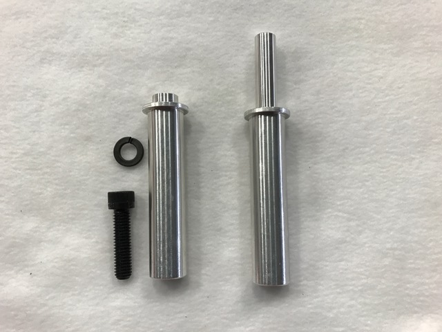 Aluminum Entrance Door Repair Pins