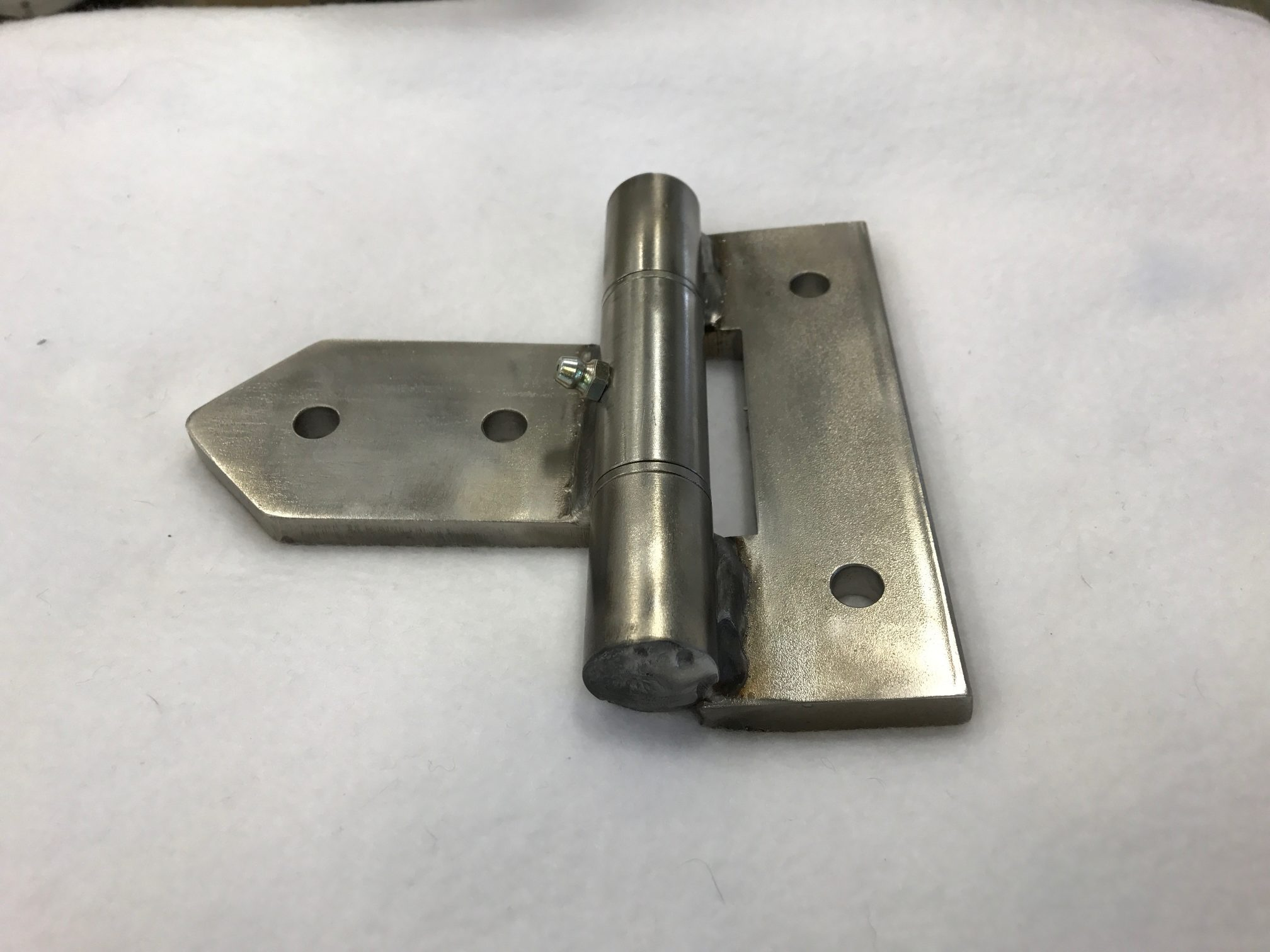 Stainless Steel</br> Hinge