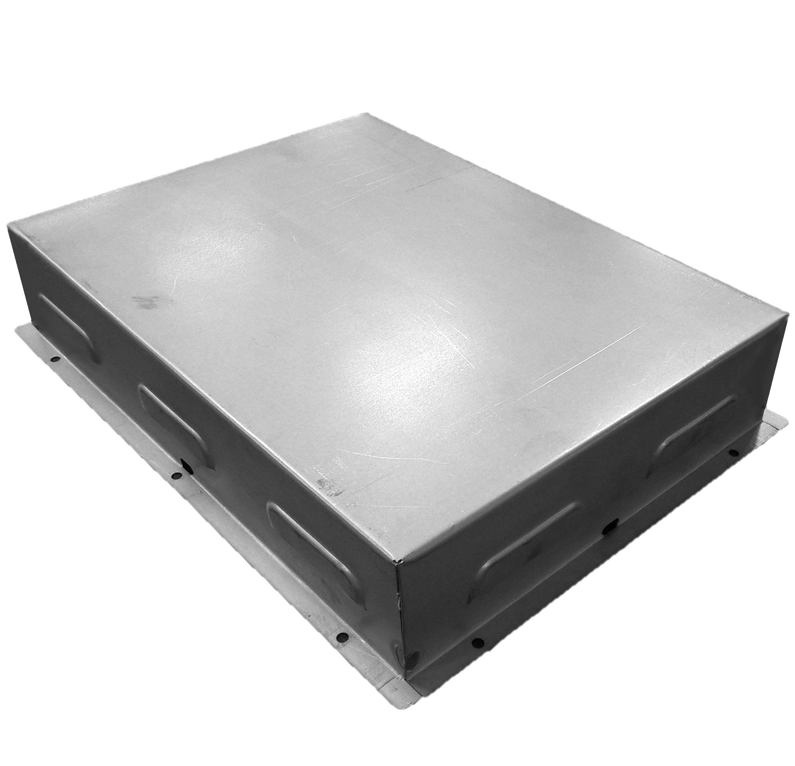 Static Vent Cover with Stainless Steel Screws