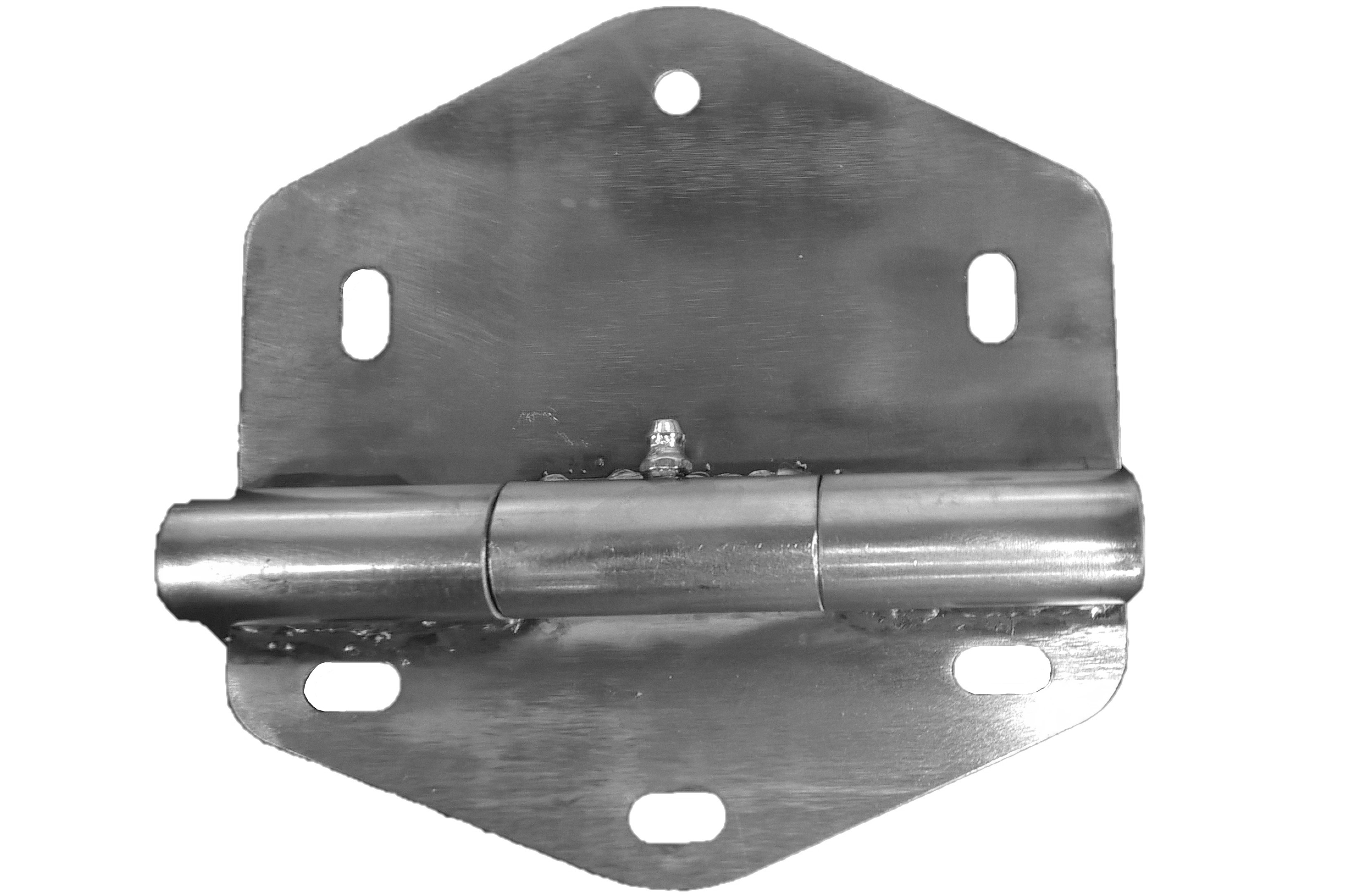 Blue Bird Greaseable Stainless Steel Hinge